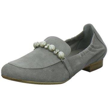 Maripé Modische Slipper grau