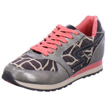 Monshoe Sneaker Low grau