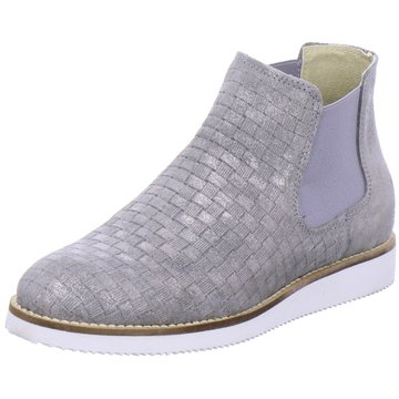 Online Shoes -  silber