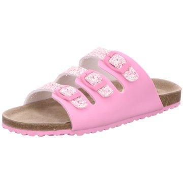 Softwaves Offene Schuhe pink