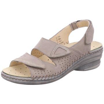 Robert Air System Komfort Sandale beige