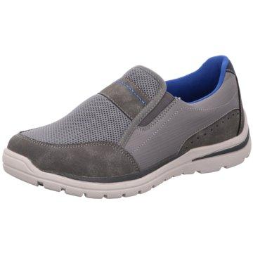 Sprox Sportlicher Slipper grau