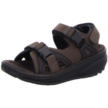 Joya Komfort Schuh braun