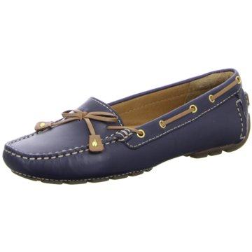 Clarks Bootsschuh blau