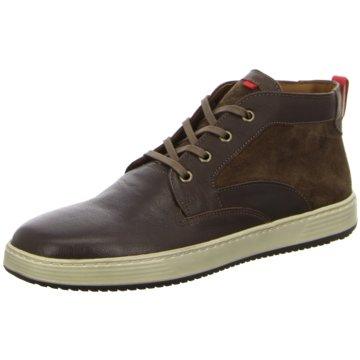 Lloyd Sneaker High braun