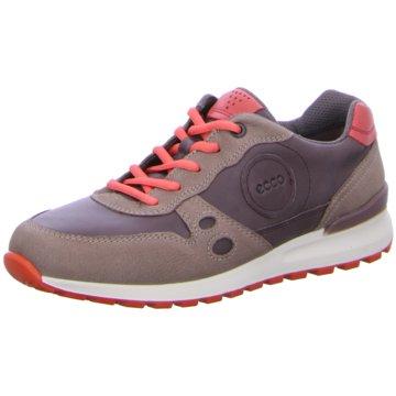 Ecco Sneaker Low lila