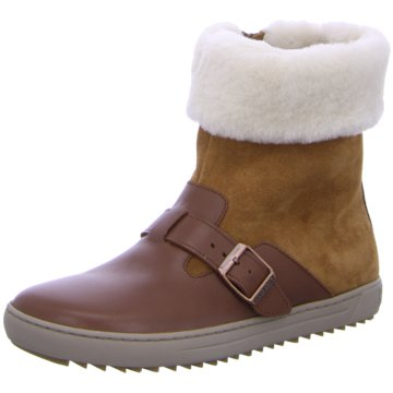 Birkenstock Winter Secrets braun