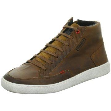 Urbanfly Sneaker High braun