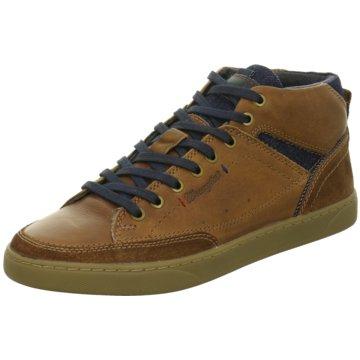 Wrangler Sneaker High braun