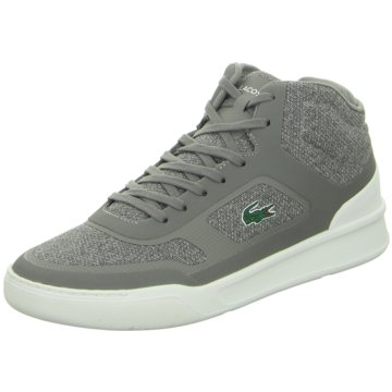Lacoste Sneaker High grau