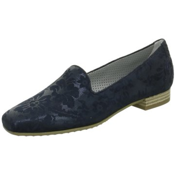 Maripé Modische Slipper blau