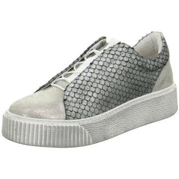 Online Shoes Sportlicher Slipper grau