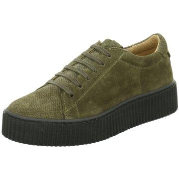 DWRS Sneaker Low grün