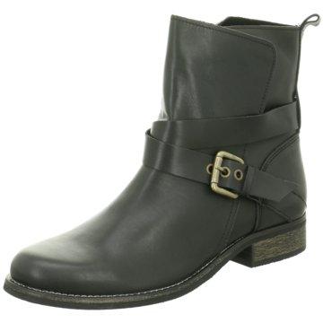 Online Shoes Casual Basics schwarz