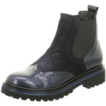 Aeros Chelsea Boot blau