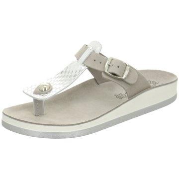 Fantasy Sandals Zehentrenner grau