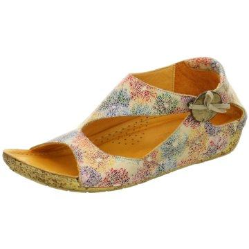 Gemini Komfort Sandale bunt