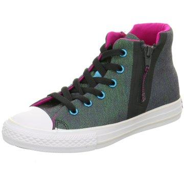 Converse Sneaker High silber