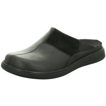 Romika Komfort Sandale schwarz