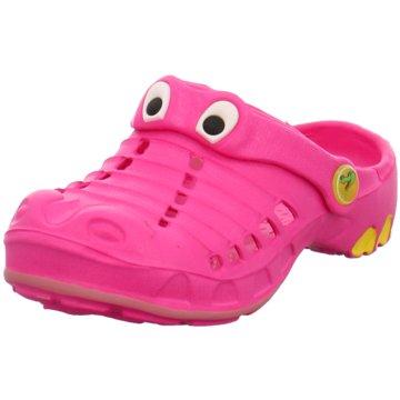 Indigo Clog pink