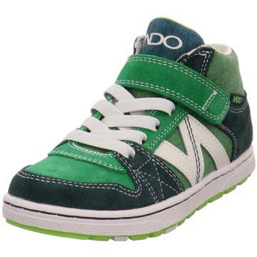 Vado Sneaker High grün
