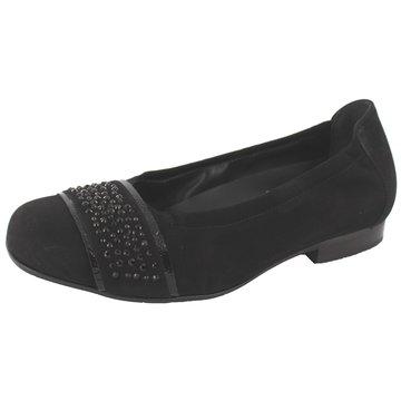 Semler Klassischer Ballerina schwarz