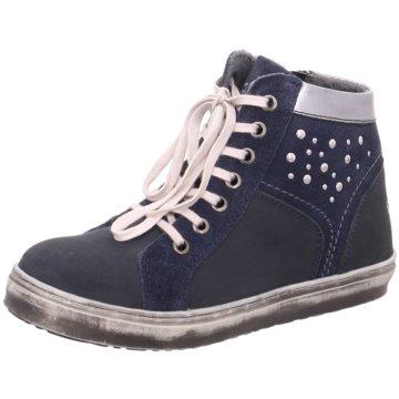 s.Oliver Sneaker High blau