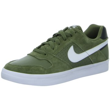 Nike - NIKE SB DELTA FORCE VULC,MEDIUM OLI -