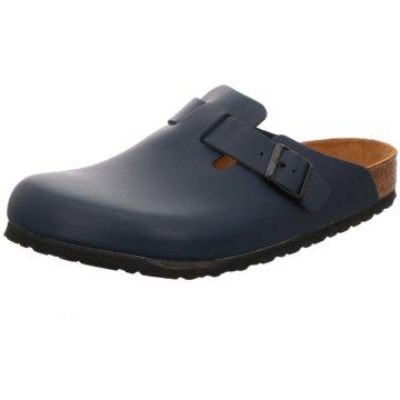 Birkenstock Komfort Schuh blau