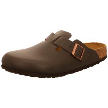 Birkenstock Komfort Schuh braun