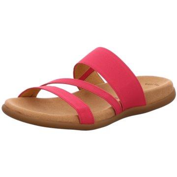 Gabor Klassische Pantolette pink