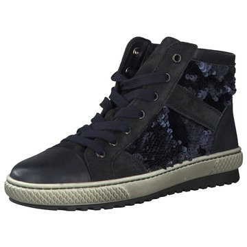 Gabor Sneaker High blau