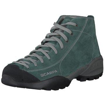 Scarpa Outdoor Schuh grün