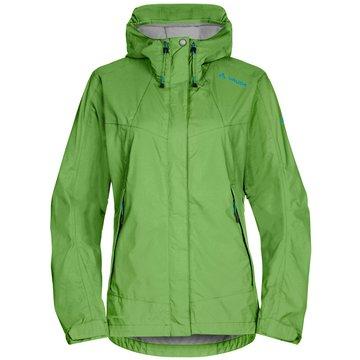VAUDE Outdoorbekleidung Damen grün