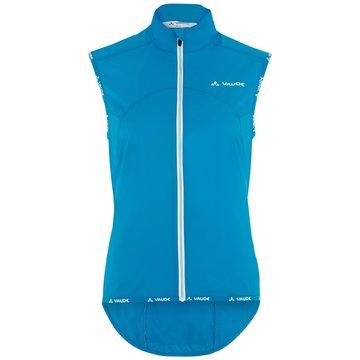 VAUDE Fahrradbekleidung Damen blau