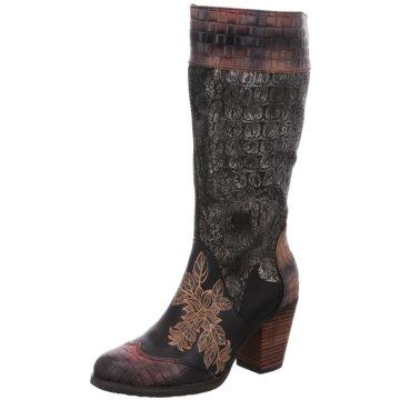 Estelle Klassischer Stiefel schwarz