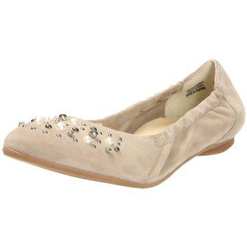 Paul Green Faltbarer Ballerina beige