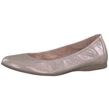 Tamaris Eleganter Ballerina rosa
