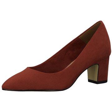 Billige Beige Damen Schuhe Klassik pumps S.Oliver Pumps