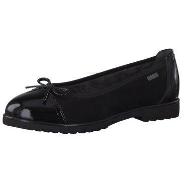 Tamaris Ballerinas Damenballerinas Schuhe schwarz Neu Größe 39+40+41