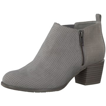 Soft Line Ankle Boot grau