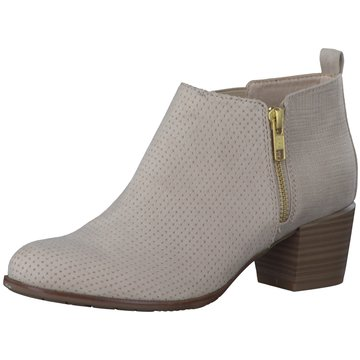 Soft Line Ankle Boot beige