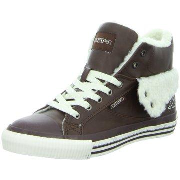 Kappa Sneaker High braun