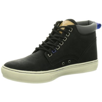 BRITISH KNIGHTS Sneaker High schwarz