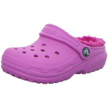 Crocs Pantolette lila