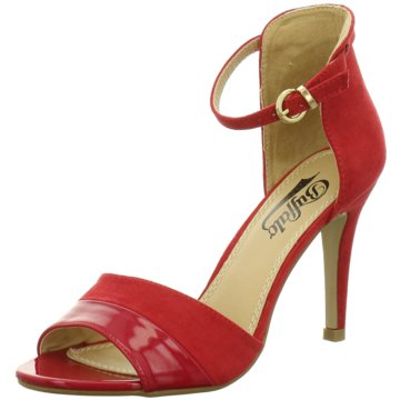 Buffalo Modische High Heels rot