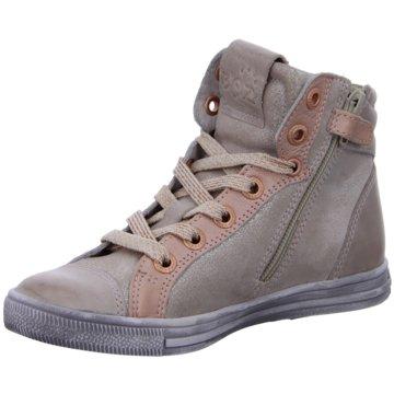 Braqeez Sneaker High beige