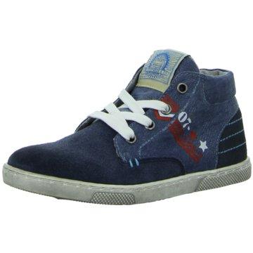 Shoe Colour Sneaker Low blau