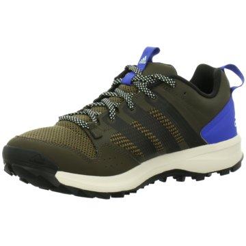 adidas Trailrunning oliv
