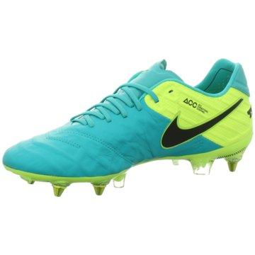 Nike Stollen-Sohle türkis